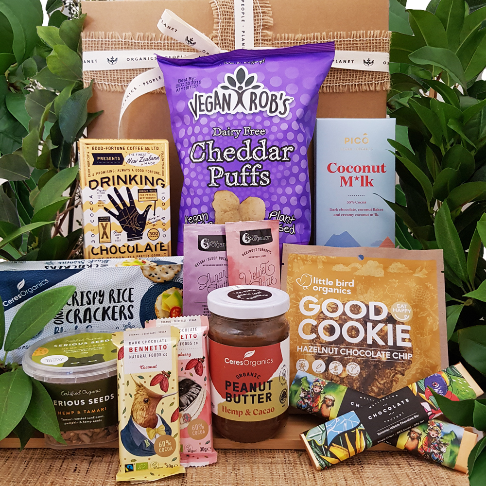 Vegan Delights Gift Box Product Image