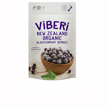 Viberi Frozen Blackcurrants Product Image