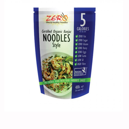 Zero Konjac Angel Hair Noodles Product Image