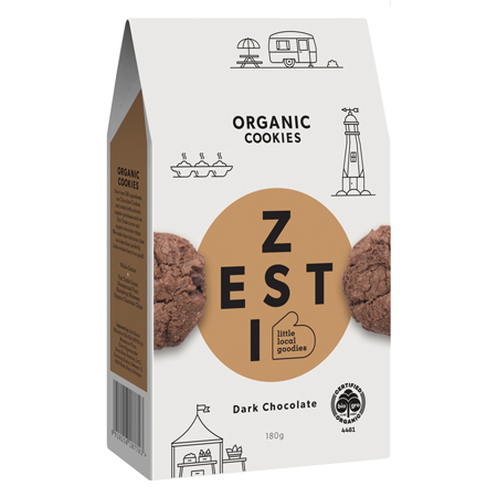 Zesti Chocolate Cookies Product Image