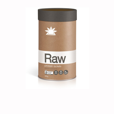 Amazonia Raw Protein Isolate - Cacao & Coconut Product Image