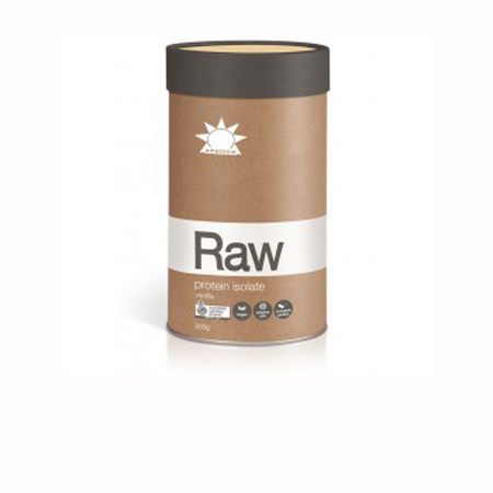 Amazonia Raw Protein Isolate - Vanilla Product Image