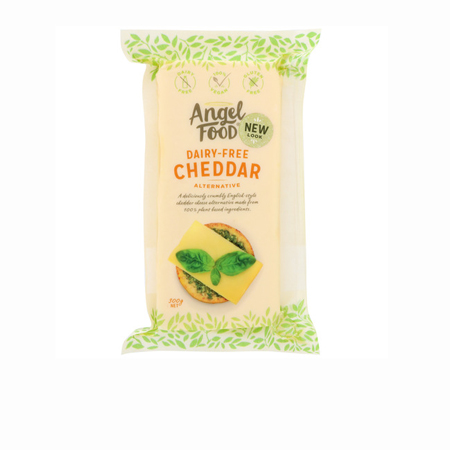 Angel Food Dairy-Free Cheddar Product Image