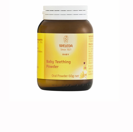 Weleda Baby Teething Powder Product Image