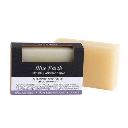 Blue Earth Shampoo Smoothie Soap Product Image