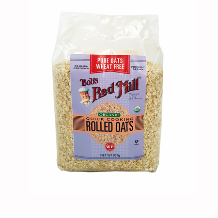 Bob's Wheat Free Quick Cooking Rolled Oats Product Image