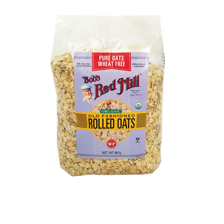 Bob's Red Mill Rolled Oats - wheat free Product Image