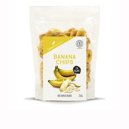 Ceres Banana Chips Product Image