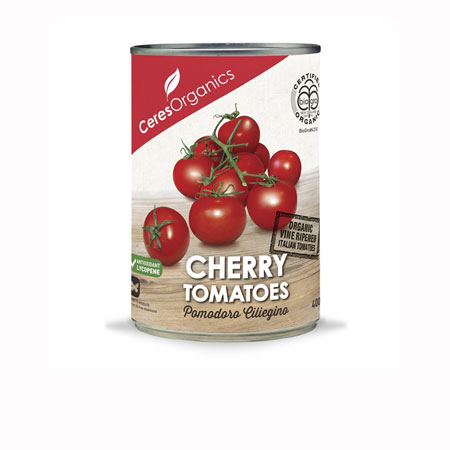 Ceres Organics Cherry Tomatoes Product Image