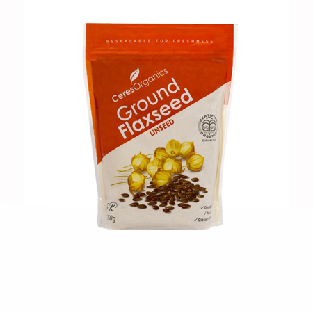 Ceres Ground Flaxseed Product Image