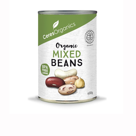 Ceres Organics Mixed Beans Product Image