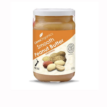 Ceres Organics Smooth Peanut Butter Product Image