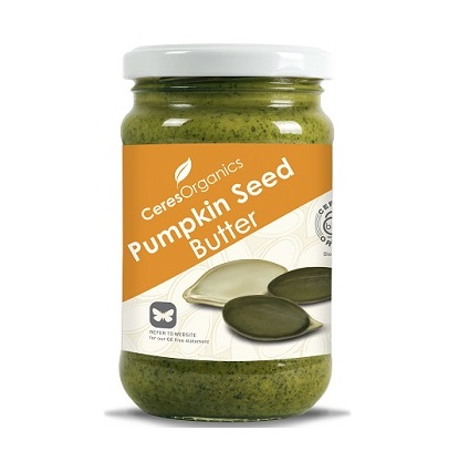 Ceres Organics Pumpkin Seed Butter Product Image