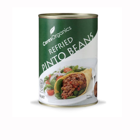 Ceres Organics Refried Pinto Beans Product Image