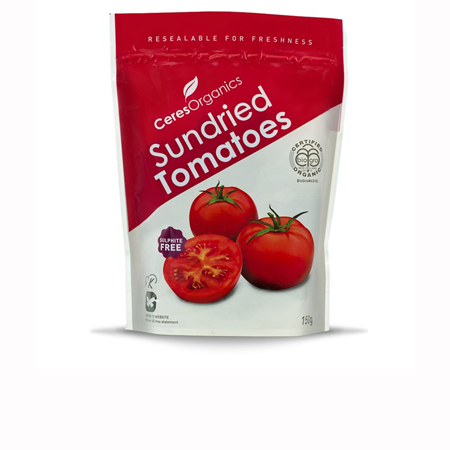 Ceres Organics Sundried Tomatoes Product Image