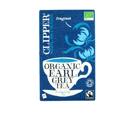 Clipper Earl Grey Tea Product Image