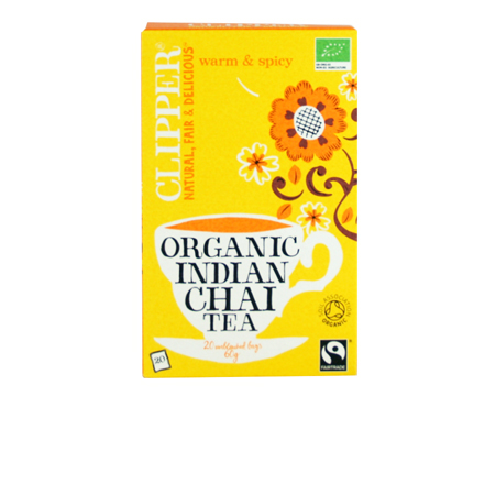 Clipper Indian Chai Tea Product Image