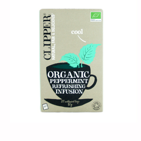 Clipper Peppermint Tea Product Image