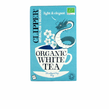 Clipper White Tea Product Image