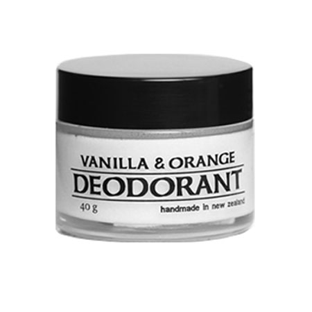 Crafted By Lori Vanilla & Orange Natural Deodorant Product Image