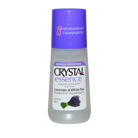 Crystal Essence Lavender & White Tea Deodorant Product Image