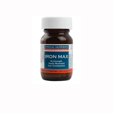 Ethical Nutrients Iron Max Product Image