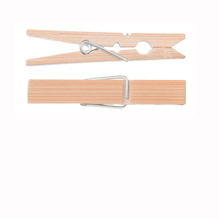 Go Bamboo Clothes Pegs Product Image