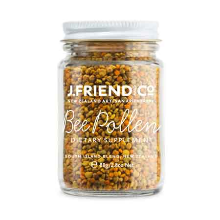 J Friend & Co Bee Pollen Product Image