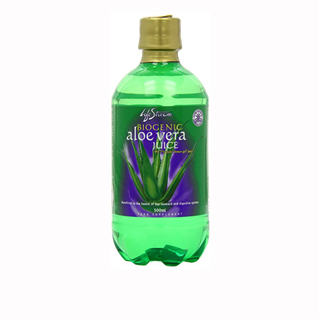 Lifestream Biogenic Aloe Vera Juice Product Image