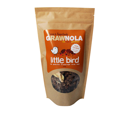 Little Bird Cacao and Superfoods Grawnola Product Image
