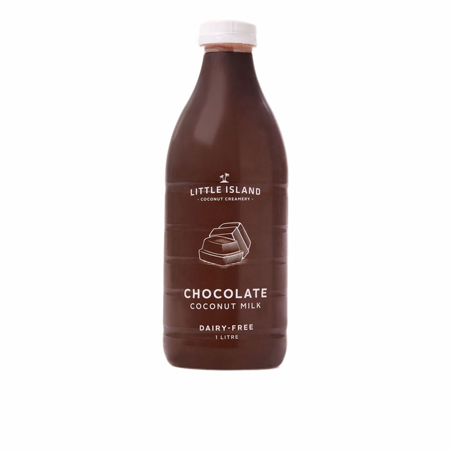 Little Island Chocolate Coconut Milk Product Image