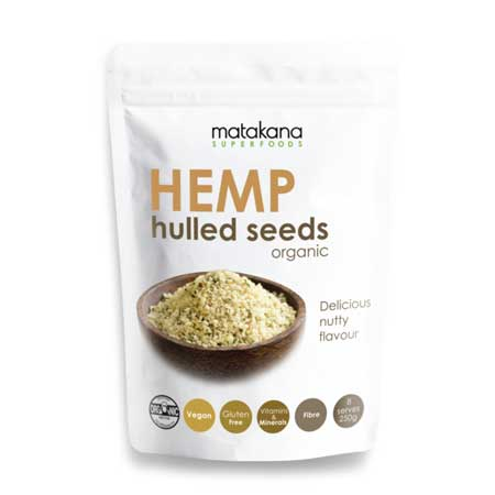 Matakana Superfoods Hulled Hemp Seeds Product Image