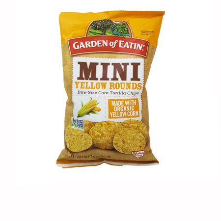 Garden of Eatin' Mini Yellow Corn Chips Product Image