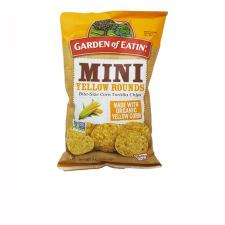 Commonsense Organics Garden of Eatin Mini Yellow Corn Chips