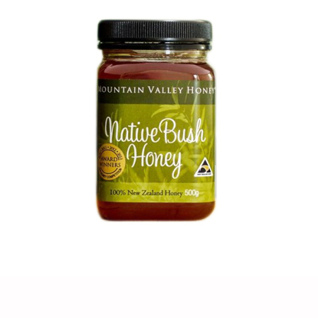 Mountain Valley Native Bush Honey Product Image