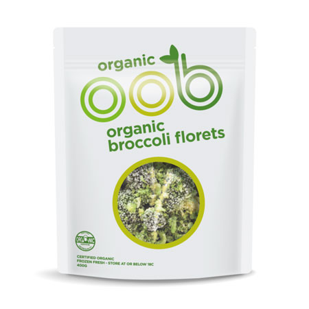 OOB Frozen Broccoli Product Image
