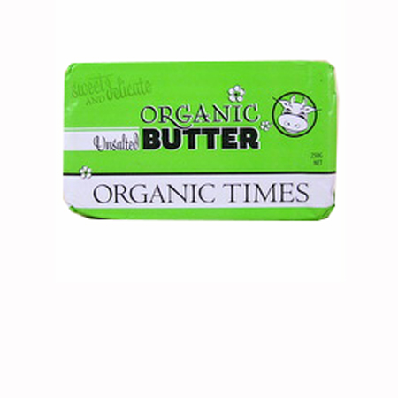 Organic Times Unsalted Butter Product Image