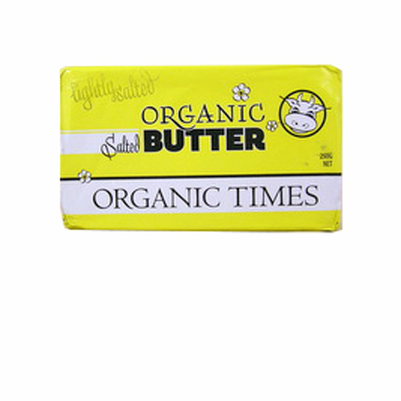 Organic Times Salted Butter Product Image
