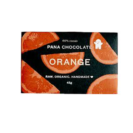 Pana Orange Raw Chocolate Product Image