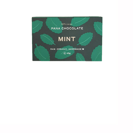 Pana Mint Raw Chocolate Product Image