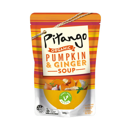 Pitango Pumpkin & Ginger Soup Product Image