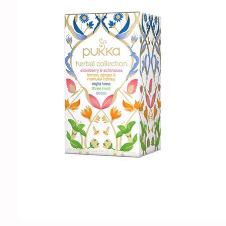 Pukka Herbal Collection Product Image
