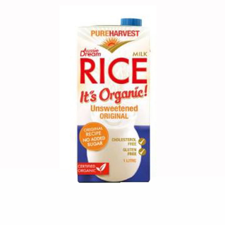 Aussie Dream Rice Milk Product Image