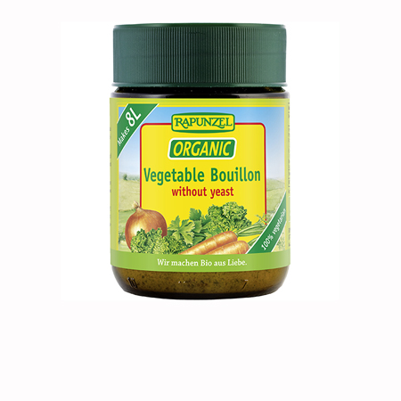 Rapunzel Yeast-Free Vegetable Bouillon Powder Product Image