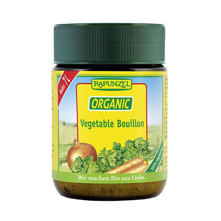 Rapunzel Vegetable Bouillon Product Image
