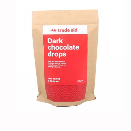 Trade Aid Dark Chocolate Drops Product Image