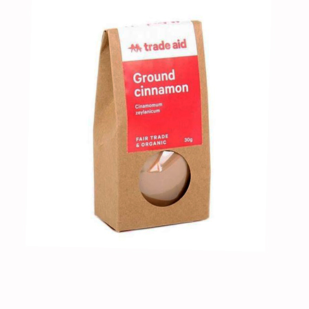 Trade Aid Ground Cinnamon Product Image