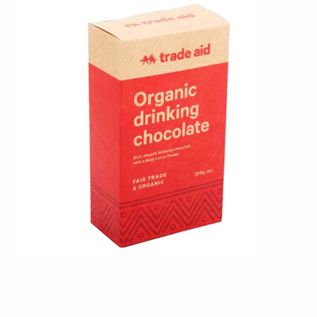 Trade Aid Drinking Chocolate Product Image