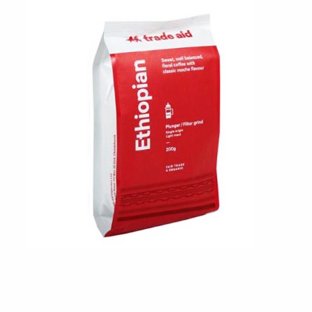 Trade Aid Ethiopian Coffee Product Image