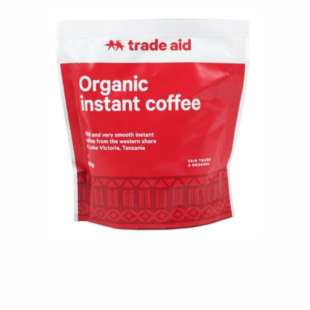 Trade Aid Instant Coffee Product Image